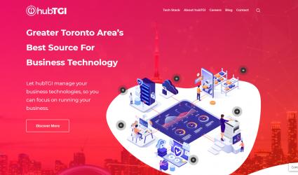 HubTGI Website