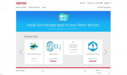 Xerox Apps