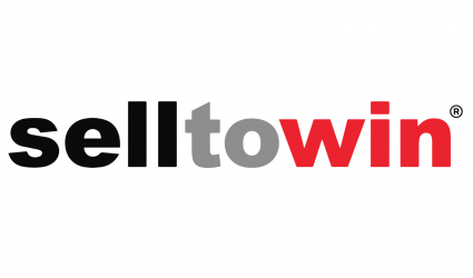 Sell To Win Logo